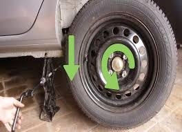 تعویض لاستیک خودرو