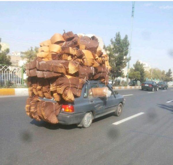 بار زدن بیش از حد به ماشین - گواهینامه پلاس عادت های اشتباه رانندگی