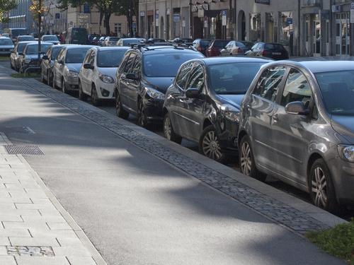 امنیت خودرو - پارک در جاهای مطمئن