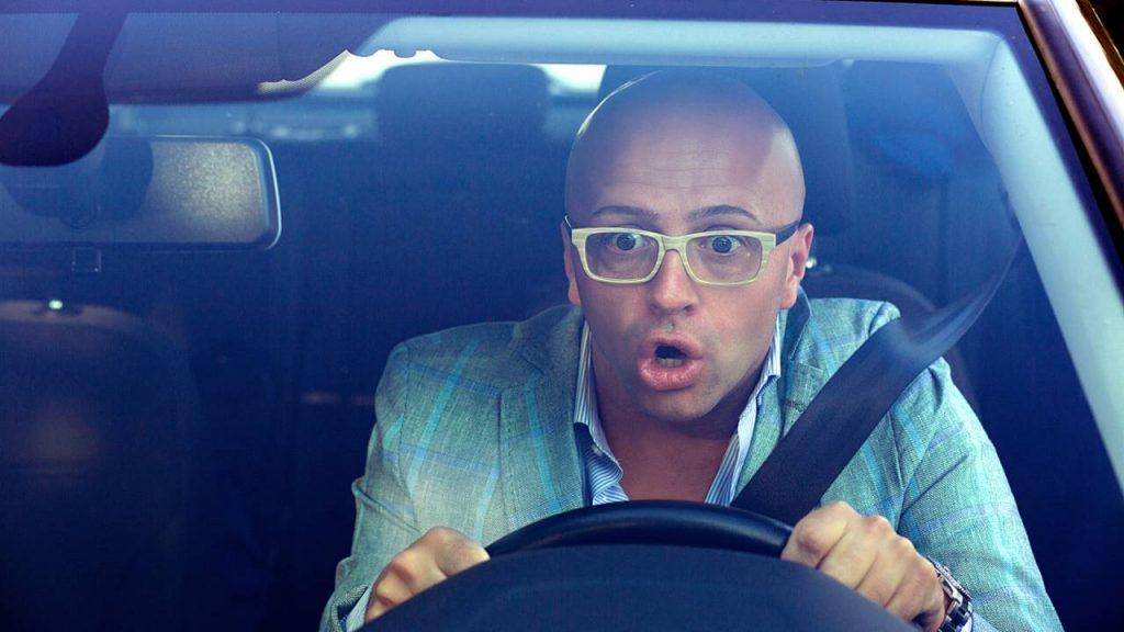 استرس رانندگی