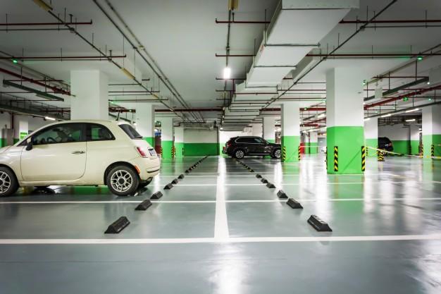 امنیت خودرو - پارک در پارکینگ